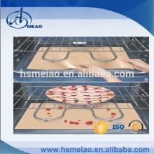 PTFE fibra de vidro antiaderente forro forno