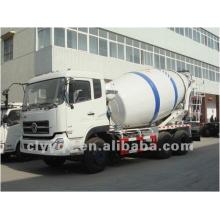 Dongfeng 10m3 misturador de cimento, bomba de concreto, caminhão de cimento à venda