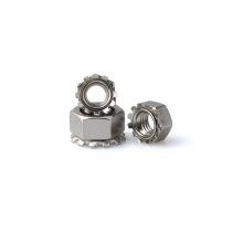 Stainless Steel Nickel Plated K-Nut