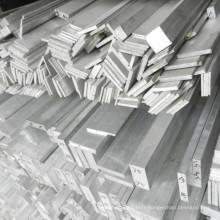 Barre plate en aluminium 5A06 H112