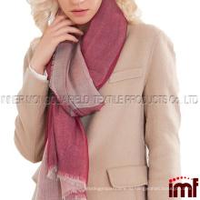 Женские весенние кашемировые модные легкие шарфы и шали с серебряным проводом