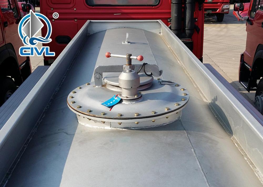 Howo 6x4 Fuel Tanker Truck 21