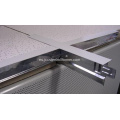 Steel Ceiling Cross T Grid Bar Roll Exter