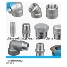 ANSI B16.11 Forged Stainless Steel Pipe Fittings