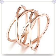 Stainless Steel Jewelry Women Jewelry Fashion Ring (SR339)