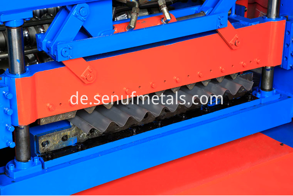 18-76.2-762 corrugated post cutter