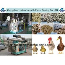 Prensa de molienda granular para Duck / Pig / Chicken / Cattle