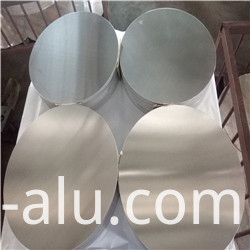aluminum circle yard