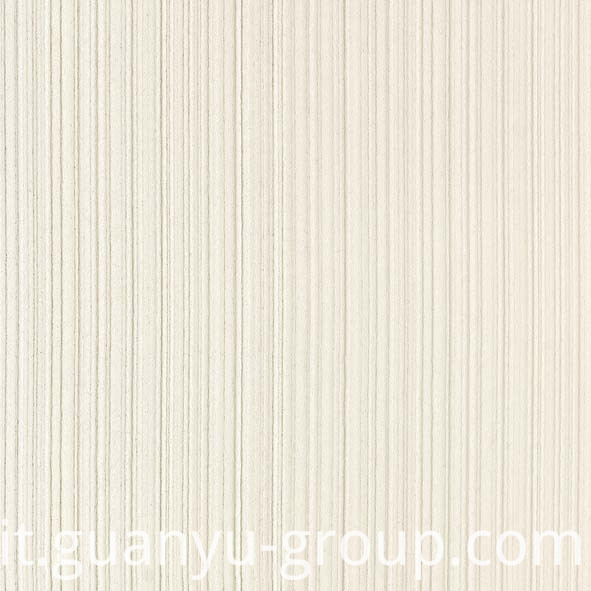 White Line Pattern Glazed Rustic Floor Tile