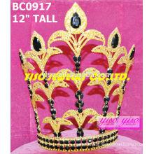 Tiara de diamante de moda
