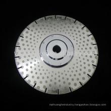 stone flap grinding disc