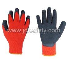 Зимние работы перчатки латекс с покрытием (LY2025)