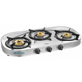 Kompor Gas Shakti Star 3 Burner SS