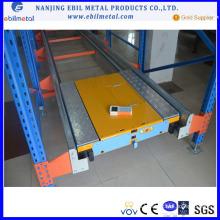 Складные стеллажи для промышленных поддонов