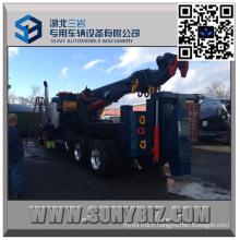 Heavy Duty 50 Ton Sliding Rotator Recovery Truck Body