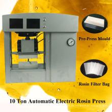 Máquina manual de la extracción del aceite de cáñamo para el extractor de la prensa de la colofonia