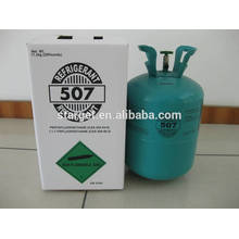 High Quality Environment Friendly r507 refrigerant gas