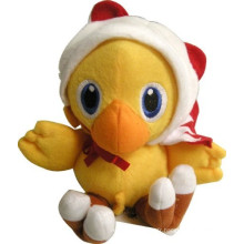 EN71 et ASTM jouet en peluche pour oiseaux joué en peluche en peluche