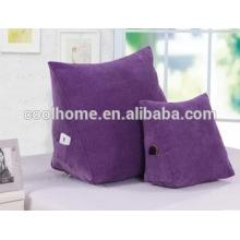 Cintura de Cashmere de milho de triângulo Almofada de almofada de sofá de cintura