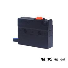 Interruptor a prueba de agua sellado subminiatura con cable