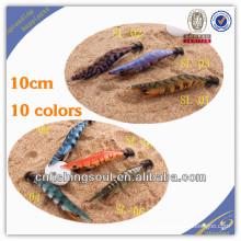 FSQL001 10 cm / 12g hot novos produtos china novo produto inovador lula gabarito isca