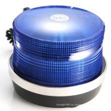 LED Oblate Licht Warnung Polizeischule medizinische Beacon (HL-215 blau)