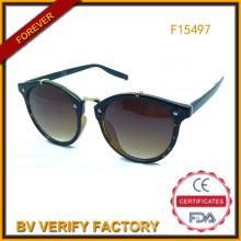 Популярные очки для девушки в летнее время (F15497)