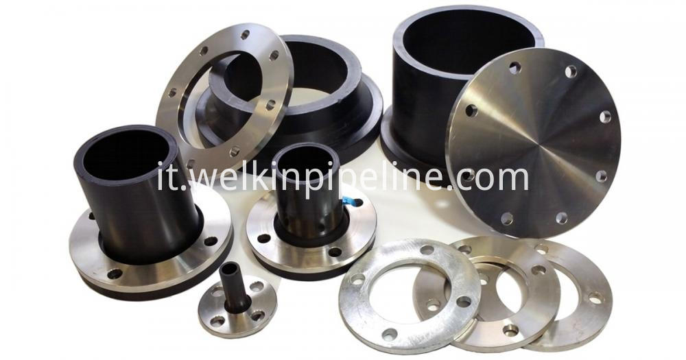 Pe Stub Flange Group