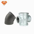 raccords de tuyauterie HDPE excentrique réducteur