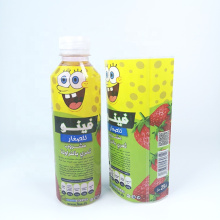 Custom Heat Shrink Decorative Sleeve Label Wrapping Bottles/ Beverage