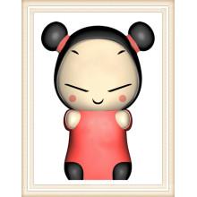 New Cartoon USB Flash Drive for Girl′s Gift (EC008)