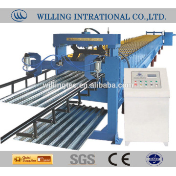 Construction Floor Decking Cold Roll Forming Machine