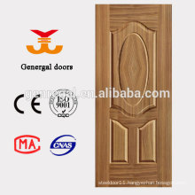 Cheap Interior veneer laminate molded door
