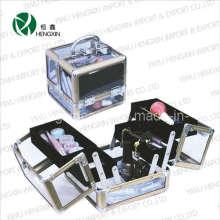 Beauty and Nice Acrylic Cosmetic Case (HX-C-1107)
