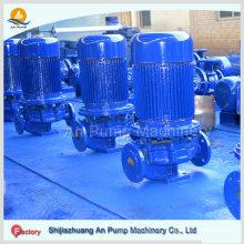 Isg Serie Zentrifugal Hochdruck Vertikal Wasser Inline Pipeline Pumpe