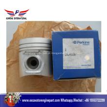 Kit de pistão de peça de motor Perkins U5LH0006