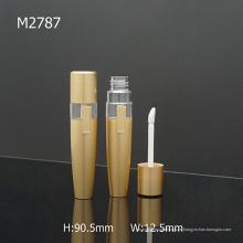Nuevo diseño barato vacía plástico Lipgloss tubo contenedor