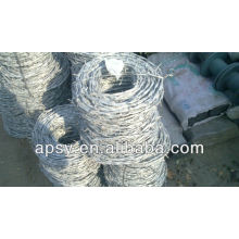 barbed wire galvanized/Anping manufacturer/best quality