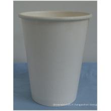 Tasse en papier jetable 14 Oz Double PE