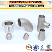 DIN 2605 AISI 304 Stainless Steel Pipe Fittings Elbow/Tee/Reducer/Cap