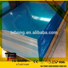 1060 3003 alloy 2 mm 3 mm 4mm Thickness Aluminium Plain Sheet