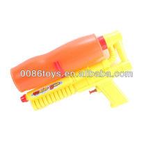 27cm amarelo e laranja Gun água