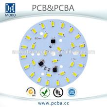 PCB de una sola capa, PCB LED, montaje de PCB