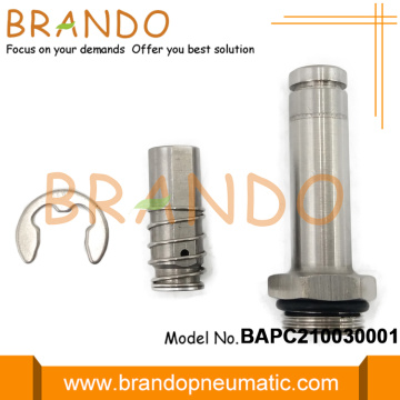 Pemasangan Armature Jenis Dust Collector Solenoid Valve Armature