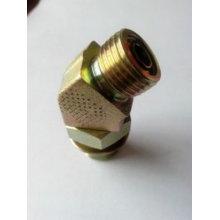 Conexão de solda Ligações de cotovelo de 75 graus Conector de tubo Orfs