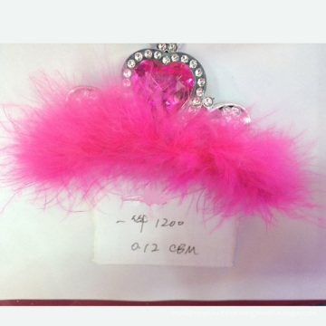 New Plastic Fairy Blinking Metallic Princess Tiara Crown6000PCS