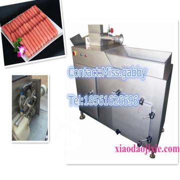 Máquina de Pelar de Salchicha / Máquina Pelar de Salchicha Automática