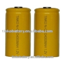 no. D size nicd rechargeable battery from China supplier