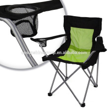 Folding inflatable mesh chair
