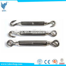 316 CE stainless steel turnbuckle made in China